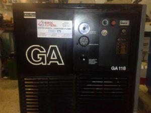 Elettrocompressore ATLAS COPCO a vite