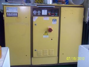 Elettrocompressore KAESER a vite